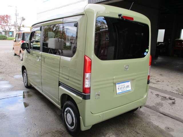 「ホンダ」「N-VAN+スタイル」「軽自動車」「北海道」の中古車5