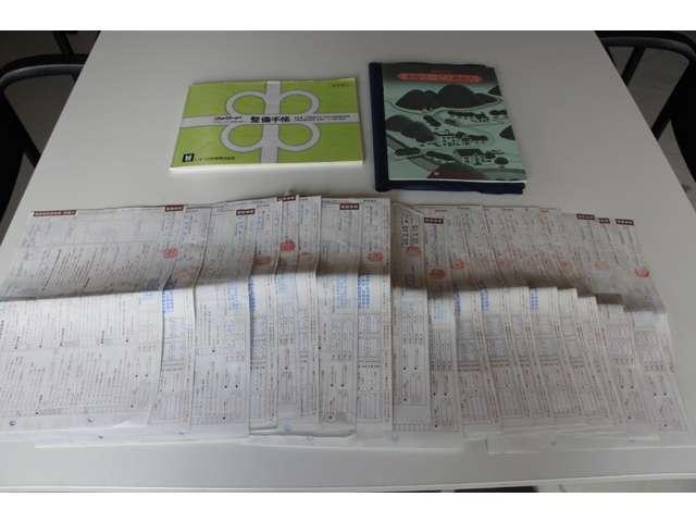 点記録簿19枚有り.各部品交換済.保証書有り♪