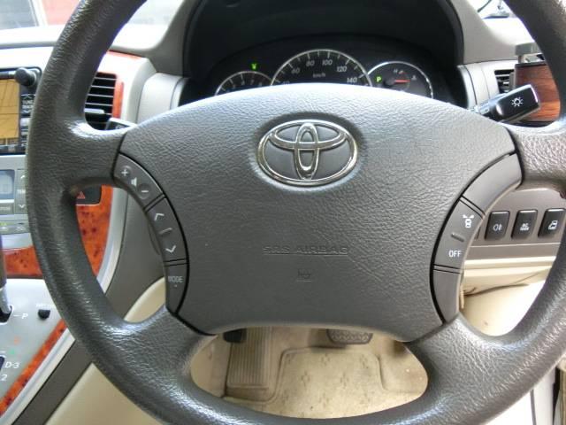トヨタ アルファードG MX Lエディション 4WD ヒッチメンバー19AW
