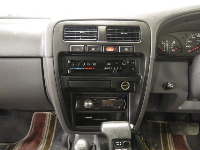 日産 ダットサンピックアップ Wキャブ 4WDディーゼル