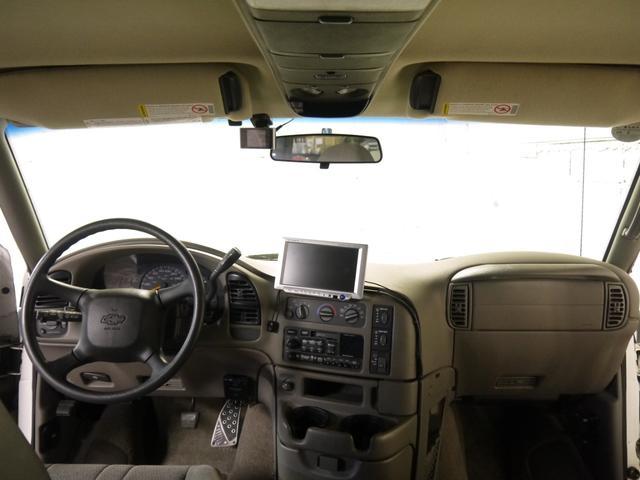シボレー シボレー アストロ LS AWD カーゴバンフェイス ナロー 車中泊スタイル