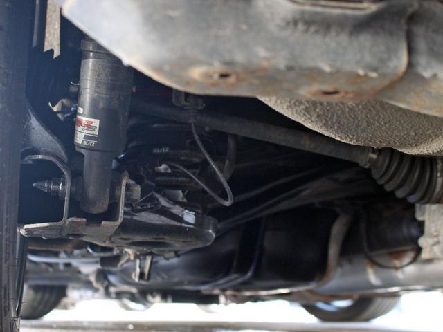 アブソルート 4WD コンフォートビューPKG 衝突軽減ブレーキ クルコン インターナビ TV Bカメラ 両側パワースライド 車高調 19インチAW ハーフレザー パドルシフト プッシュスタート LEDヘッドライト(23枚目)