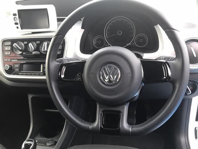 フォルクスワーゲン VW アップ! ハイ アップ!