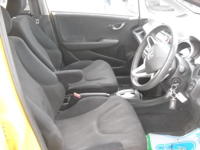 ホンダ フィット RS ステアシフト