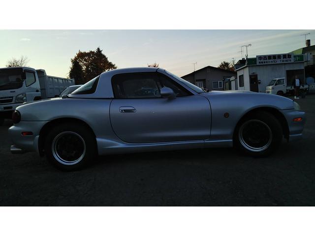 「マツダ」「ロードスター」「オープンカー」「北海道」の中古車4