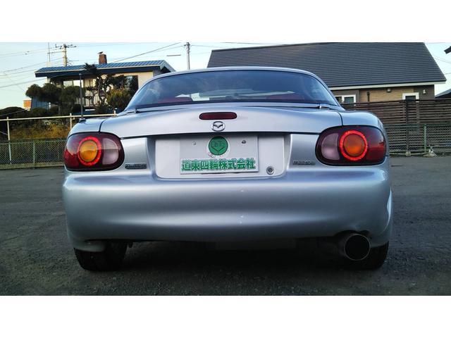 「マツダ」「ロードスター」「オープンカー」「北海道」の中古車6