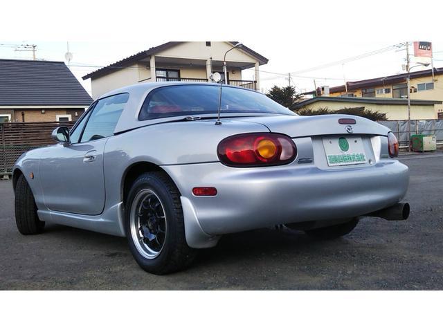「マツダ」「ロードスター」「オープンカー」「北海道」の中古車11