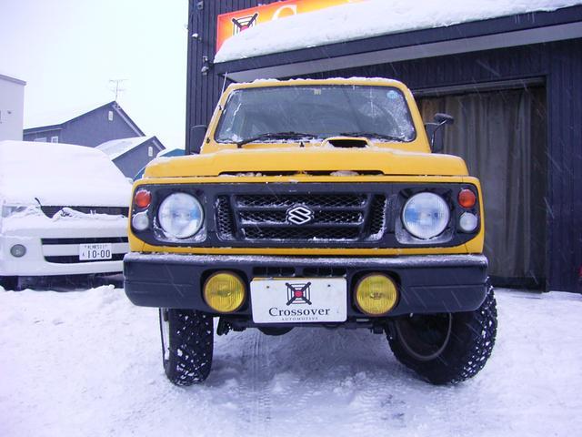 スズキ ジムニー 4WD リフトUP