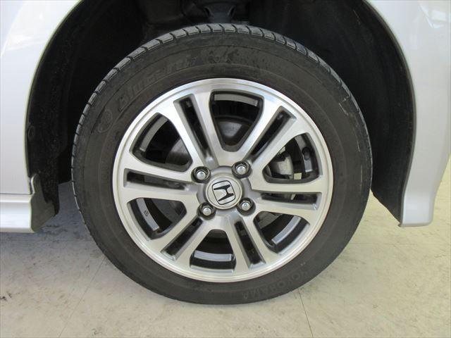 ホンダ N BOX+カスタム G・Lパッケージ ABS 片側パワスラドア スマキー 4WD