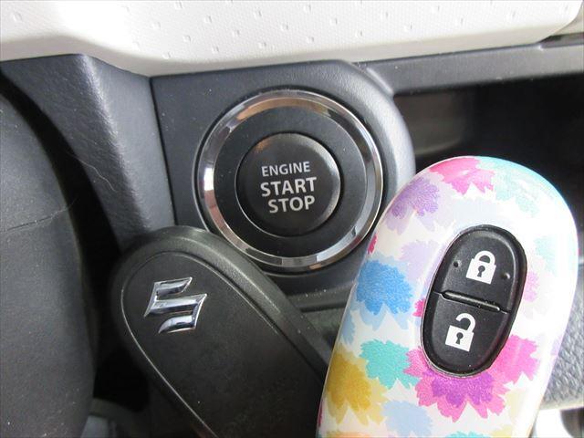 X ABS アイドルストップ スマートキー 4WD(10枚目)