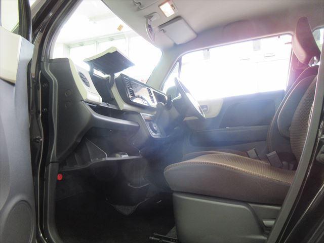 X ABS アイドルストップ スマートキー 4WD(14枚目)