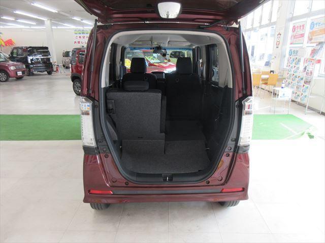 G・ターボAパッケージ ナビTV ABS スマキー 4WD 衝突軽減ブレーキ アイドリングストップ(13枚目)