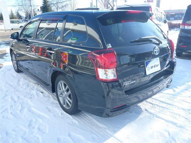 「トヨタ」「カローラフィールダー」「ステーションワゴン」「北海道」の中古車3