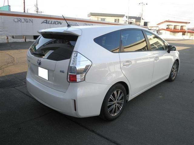 「トヨタ」「プリウスα」「ミニバン・ワンボックス」「北海道」の中古車3