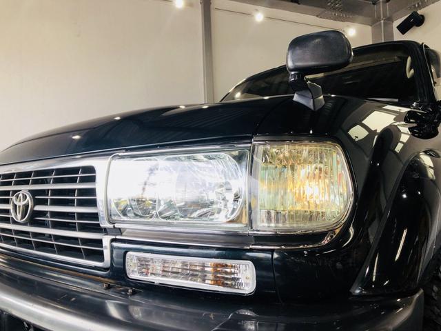 「トヨタ」「ランドクルーザー80」「SUV・クロカン」「北海道」の中古車5