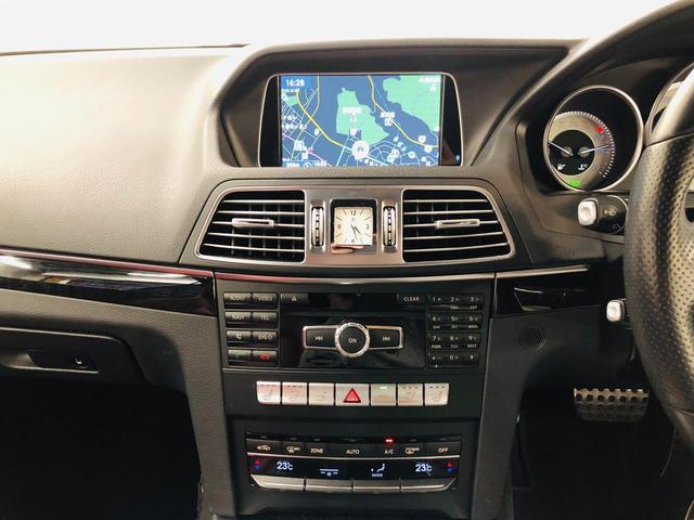E250カブリオレ AMGスポーツパッケージ 2オーナー(5枚目)