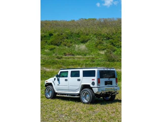 「ハマー」「ハマー H2」「SUV・クロカン」「北海道」の中古車8