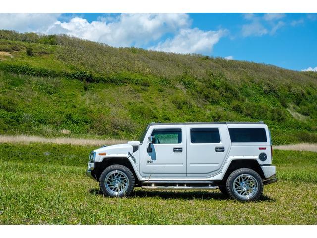 「ハマー」「ハマー H2」「SUV・クロカン」「北海道」の中古車12