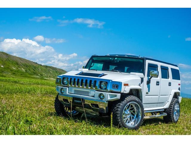 「ハマー」「ハマー H2」「SUV・クロカン」「北海道」の中古車38