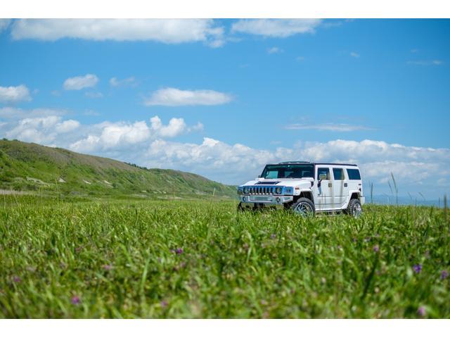 「ハマー」「ハマー H2」「SUV・クロカン」「北海道」の中古車39