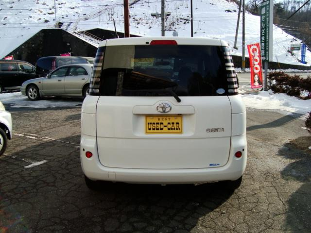 「トヨタ」「シエンタ」「ミニバン・ワンボックス」「福島県」の中古車3