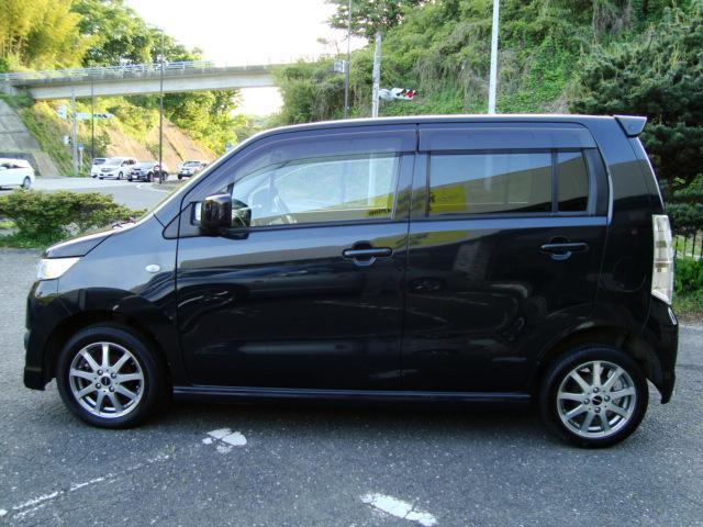 「スズキ」「ワゴンRスティングレー」「コンパクトカー」「福島県」の中古車5
