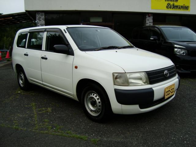 「トヨタ」「プロボックスバン」「ステーションワゴン」「福島県」の中古車6