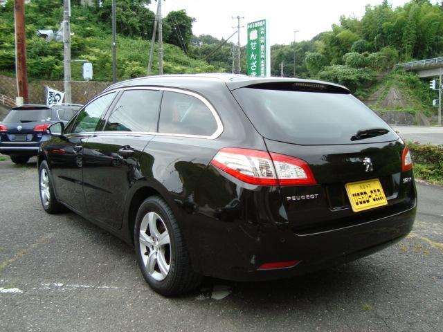 「プジョー」「508」「ステーションワゴン」「福島県」の中古車9