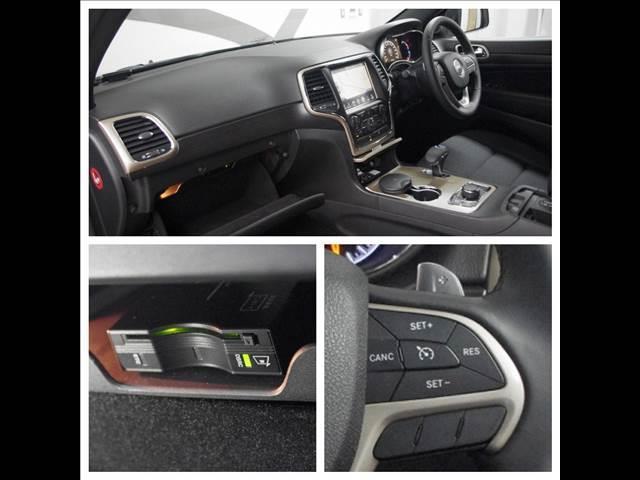 クライスラー・ジープ クライスラージープ グランドチェロキー ラレード 4WD 純正メモリーナビ・TV