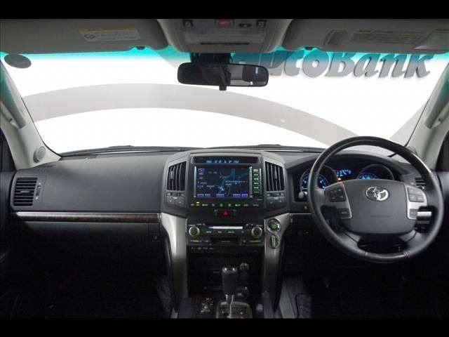 トヨタ ランドクルーザー AX Gセレクション 4WD サンルーフ