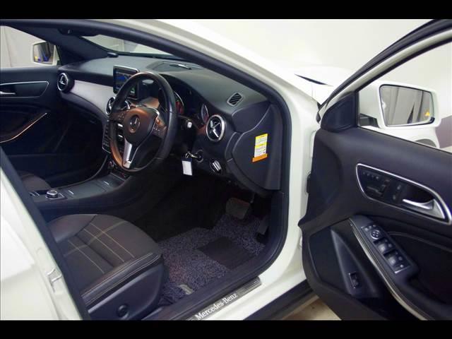 メルセデス・ベンツ M・ベンツ GLA 250 4MATIC4WD 純正HDDナビ地デジTV