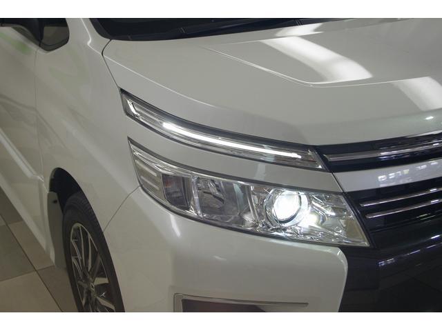 LEDヘッドライトが夜道でも安全に照らしてくれます!