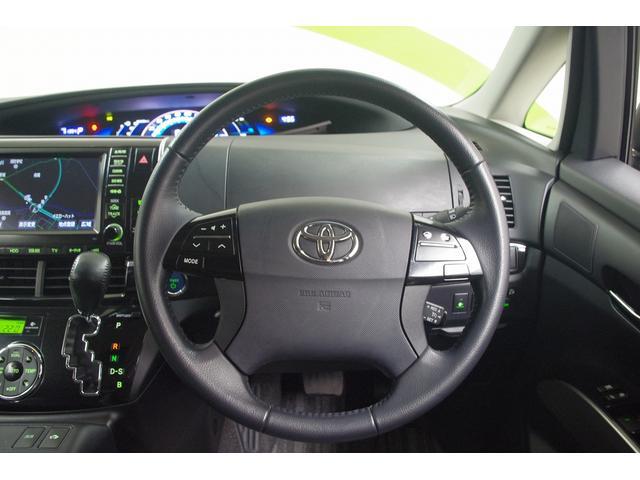 アエラス 4WD SDナビ フルセグTV 後席モニター CD(3枚目)