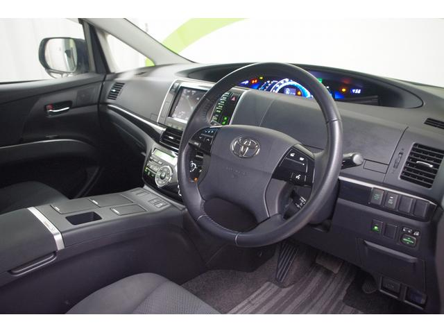 アエラス 4WD SDナビ フルセグTV 後席モニター CD(6枚目)