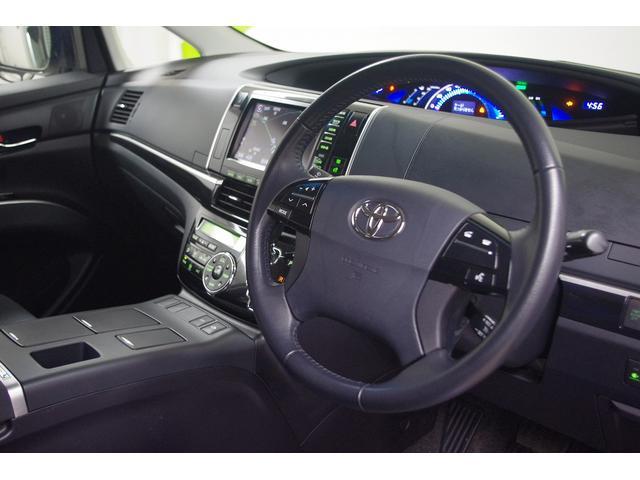 アエラス 4WD SDナビ フルセグTV 後席モニター CD(7枚目)