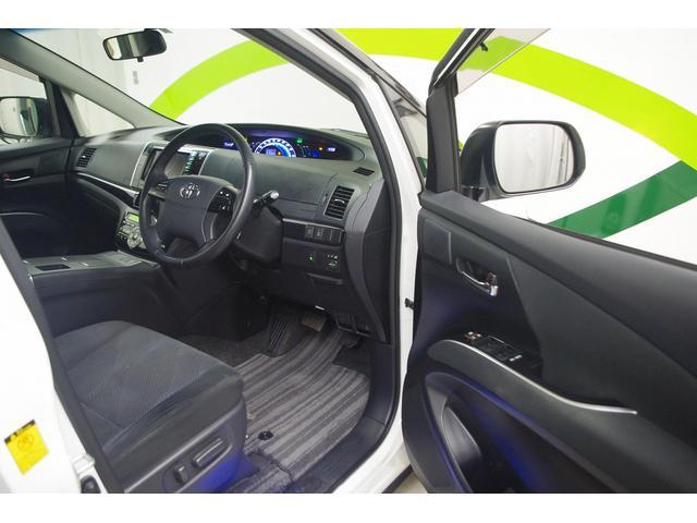 アエラス 4WD SDナビ フルセグTV 後席モニター CD(8枚目)