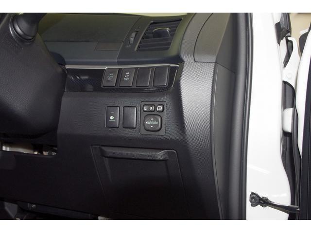 アエラス 4WD SDナビ フルセグTV 後席モニター CD(9枚目)