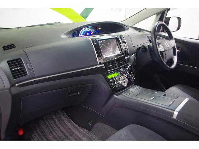 アエラス 4WD SDナビ フルセグTV 後席モニター CD(14枚目)