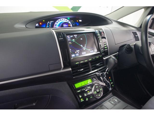 アエラス 4WD SDナビ フルセグTV 後席モニター CD(16枚目)