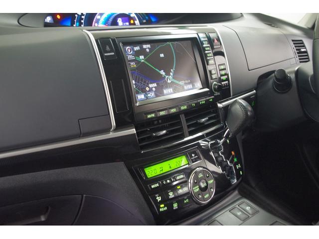 アエラス 4WD SDナビ フルセグTV 後席モニター CD(17枚目)