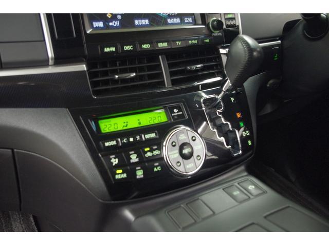 アエラス 4WD SDナビ フルセグTV 後席モニター CD(19枚目)