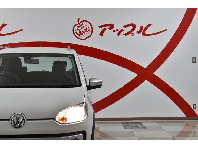 「フォルクスワーゲン」「up!」「コンパクトカー」「青森県」の中古車24