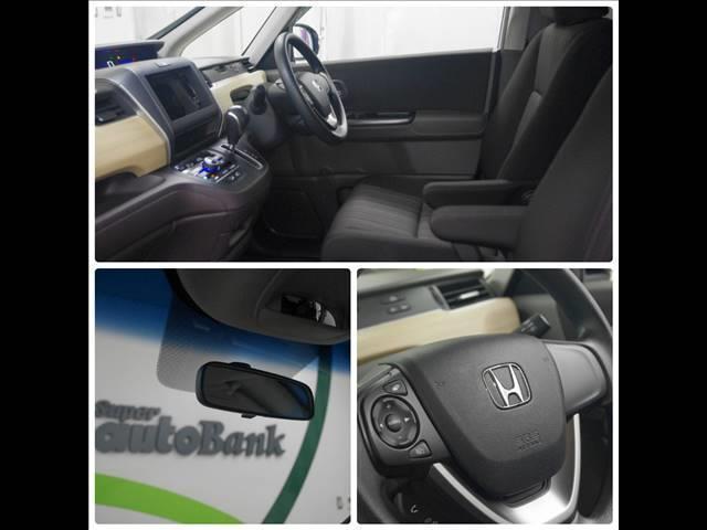 G ETC シートヒーター 片側電動スライドドア アイドリングストップ オートエアコン AWD Wエアバック サイドエアバック アンチロックブレーキ 横滑り防止装置(16枚目)
