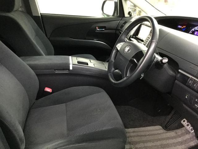 アエラス 4WD アルパインHDDナビ フルセグTV Bカメラ アルパインフリップダウンモニター パワーシート 両側パワースライドドア クルーズコントロール(16枚目)