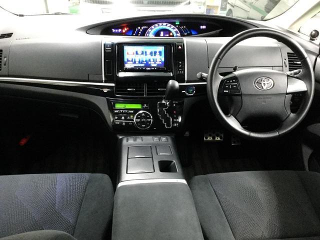 アエラス 4WD アルパインHDDナビ フルセグTV Bカメラ アルパインフリップダウンモニター パワーシート 両側パワースライドドア クルーズコントロール(37枚目)