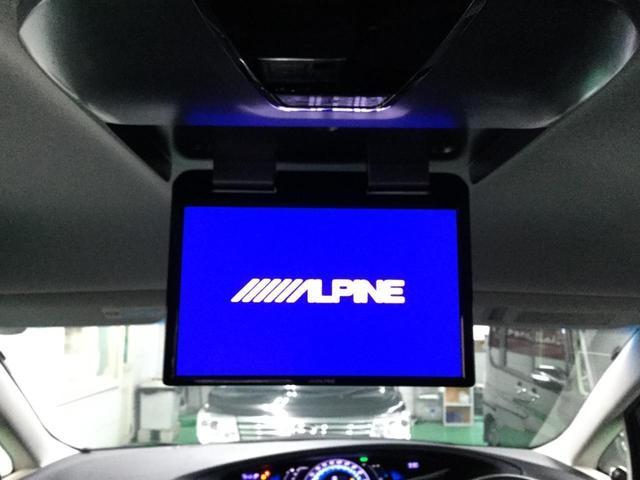 アエラス 4WD アルパインHDDナビ フルセグTV Bカメラ アルパインフリップダウンモニター パワーシート 両側パワースライドドア クルーズコントロール(38枚目)
