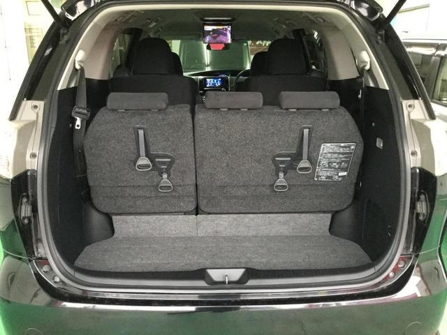 アエラス 4WD アルパインHDDナビ フルセグTV Bカメラ アルパインフリップダウンモニター パワーシート 両側パワースライドドア クルーズコントロール(48枚目)