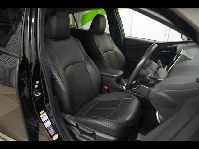 S 社外18インチアルミホイール 革調シートカバー デアイサー サンルーフ 社外ツインマフラー アルパイン9型ナビ 社外スピーカー プリクラッシュセーフティー LEDヘッドライト LEDルームランプ(14枚目)