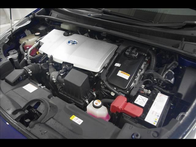 S 社外18インチアルミホイール 革調シートカバー デアイサー サンルーフ 社外ツインマフラー アルパイン9型ナビ 社外スピーカー プリクラッシュセーフティー LEDヘッドライト LEDルームランプ(16枚目)
