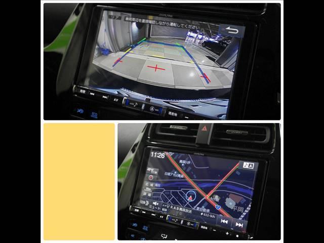 S 社外18インチアルミホイール 革調シートカバー デアイサー サンルーフ 社外ツインマフラー アルパイン9型ナビ 社外スピーカー プリクラッシュセーフティー LEDヘッドライト LEDルームランプ(17枚目)